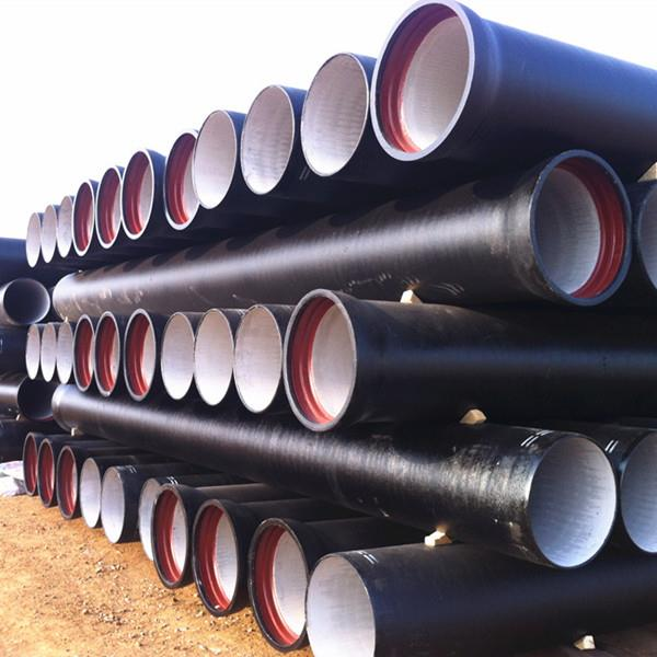 Ductile Seamless Pipes