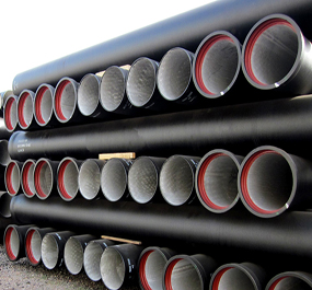 Ductile Iron Pipe ISO 2531