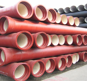 K7 Ductile Iron Pipes