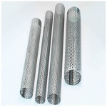 ASTM A269 Perforated Tube