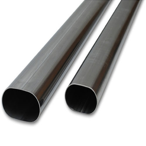 SS Grade 304 Oval Tubing Manufacturer, Stainless Steel Oval