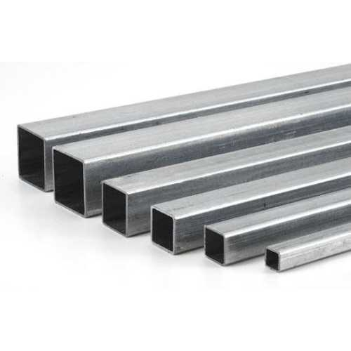 """304 Stainless Steel Square Tube  1//2/"""" SQ x .065/"""" Wall x 6 Inch Length 2 Units"""